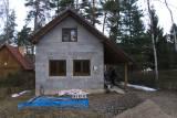 Reference - stavební a zednické práce chata